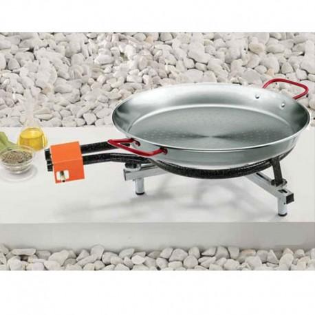 Set à paella pour 30 personnes - Poêle acier