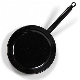 Poêle professionnelle induction en acier émaillé 36cm - Pata Negra
