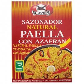 Epices naturel pour Paella (3 sachets)