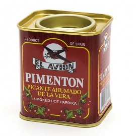 Paprika Fumé hot - 75g