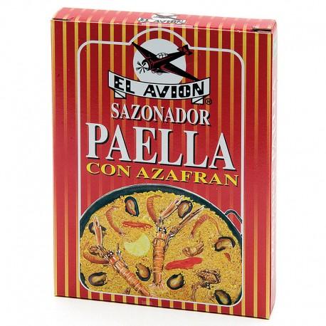 Épices pour Paella (3 sachets)