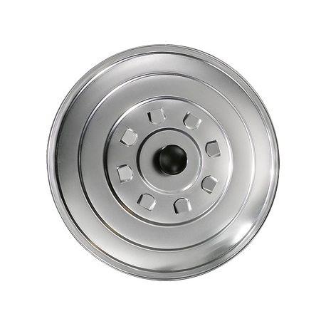 Couvercle 20cm en aluminium pour poêles géantes