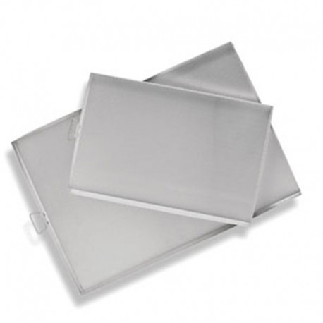 Grand plateau de cuisson 31 x 45cm en aluminium
