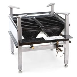 Brûleur Propane pour micro brasserie avec thermocouple