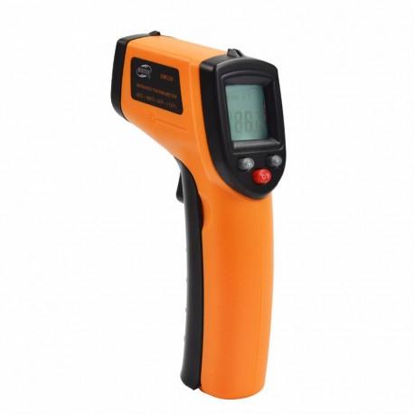Thermomètre digital sans contact à infra rouge