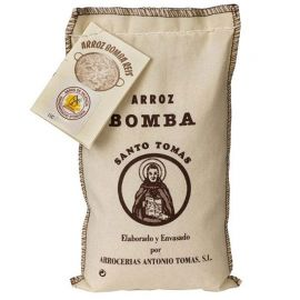 RIZ Paella BOMBA AOC Santo Tomas 5kg