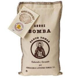 RIZ BOMBA AOC Santo Tomas 1kg