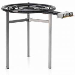 Brûleur Propane surpuissant 60cm haut de gamme avec thermocouple + veilleuse - 31.6kW