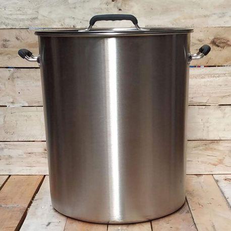 Cuve de brassage inox 82 litres