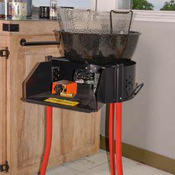 Kit friteuse à gaz bbq40- 11 litres - 40 cm