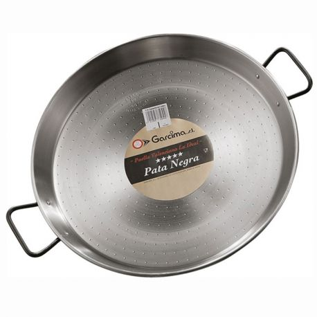 Plat à Paella 40cm Garcima Pata Negra