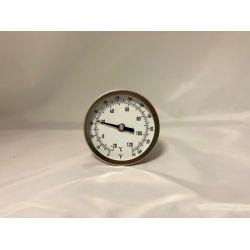Thermomètre pour cuve de brassage en C° et °F