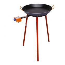 Kit à paella pour 7 personnes - poêle anti adhésive