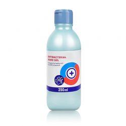 gel hydroalcoolique pour les mains 250ml