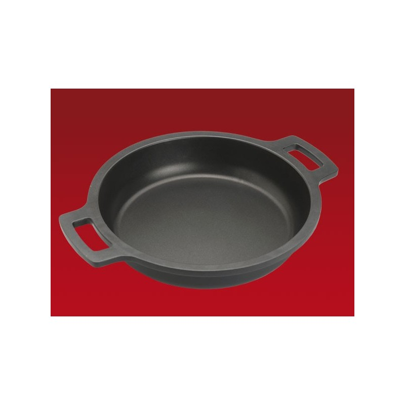 Mijoteuse bra induction 45cm collection prestige cocotte en fonte 45cm mijoteuse en fonte 45cm - Poele paella induction ...