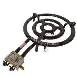 Réchaud Garcima surpuissant Butane / Propane 50cm avec thermocouple - 18.60kW