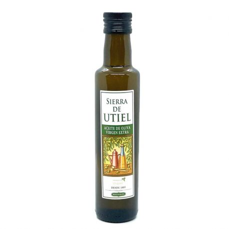 Huile d'olive extra vierge Sierra de Utiel - 250 ml