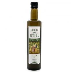 Huile d'olive extra vierge Sierra de Utiel - 500 ml