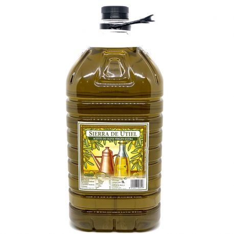 Huile d'olive extra vierge - 5litres