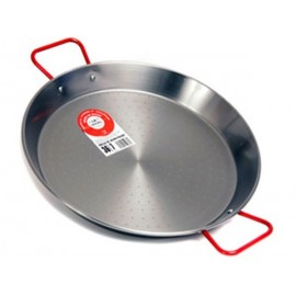Plat à Paella 50cm Garcima pour 15 personnes